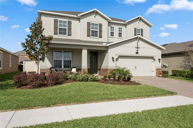 1703 Nature View Drive, Lutz, FL 33558 (MLS #T3162987) :: The Duncan Duo Team