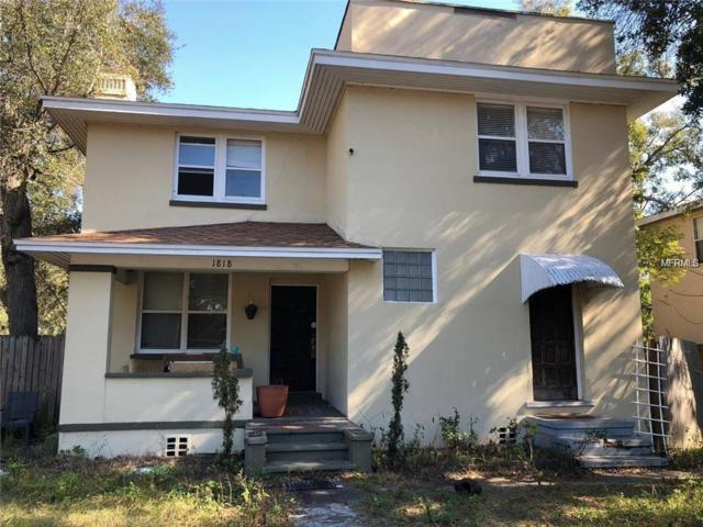 1818 S 14TH Street S, St Petersburg, FL 33705 (MLS #T3163236) :: The Duncan Duo Team