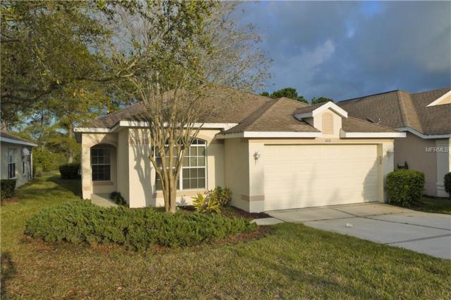 3210 Banyan Hill Lane, Land O Lakes, FL 34639 (MLS #T3163327) :: Griffin Group