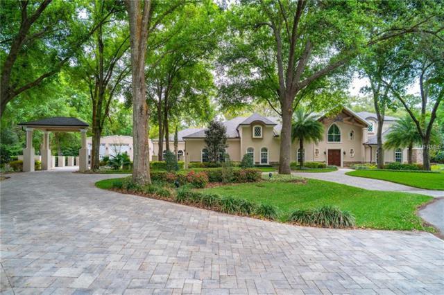 16332 Emerald Cove, Lutz, FL 33549 (MLS #T3163340) :: Jeff Borham & Associates at Keller Williams Realty