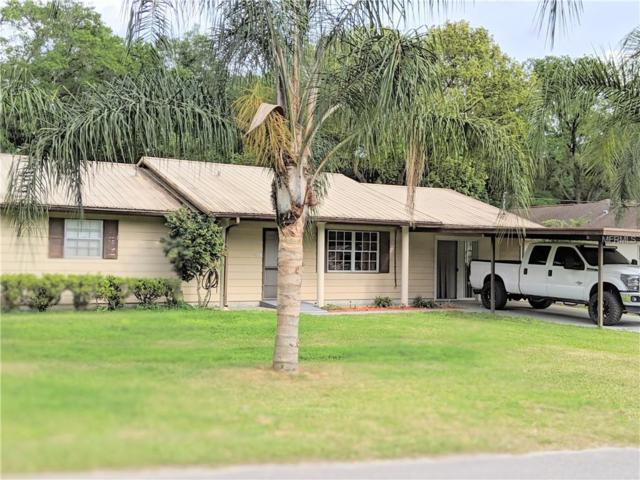5930 Plaza View Drive, Zephyrhills, FL 33542 (MLS #T3163367) :: GO Realty
