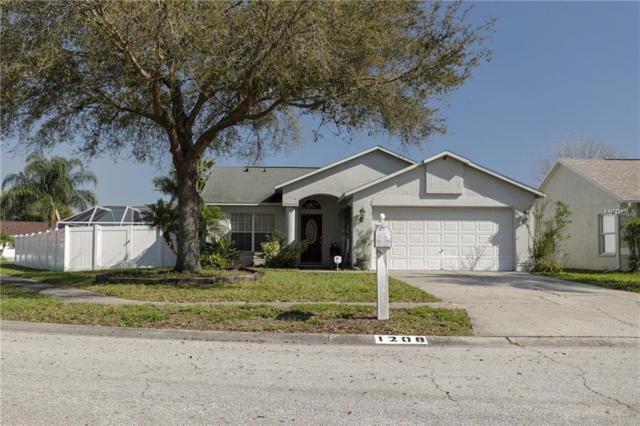 1208 Etchfield Circle, Brandon, FL 33511 (MLS #T3163398) :: Jeff Borham & Associates at Keller Williams Realty