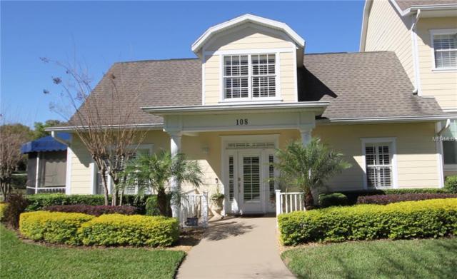 108 Nautica Mile Drive, Clermont, FL 34711 (MLS #T3163403) :: Bustamante Real Estate