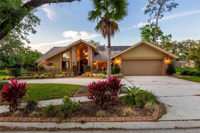 2102 Arbor Oaks Drive, Valrico, FL 33594 (MLS #T3163523) :: Jeff Borham & Associates at Keller Williams Realty