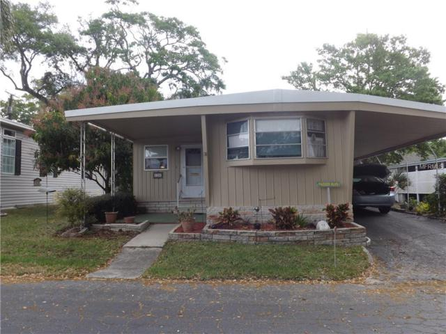 585 Sky Harbor Drive #125, Clearwater, FL 33759 (MLS #T3163533) :: Burwell Real Estate