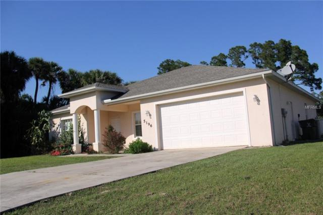 5196 Delight Avenue, North Port, FL 34288 (MLS #T3163553) :: Delgado Home Team at Keller Williams