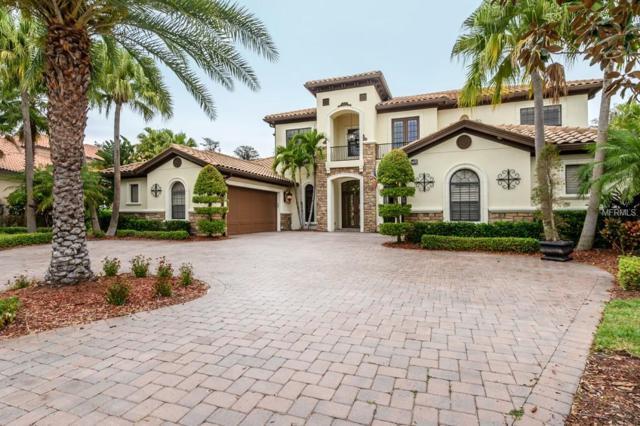 17301 Ladera Estates Boulevard, Lutz, FL 33548 (MLS #T3163621) :: The Nathan Bangs Group