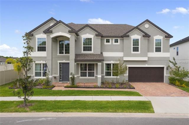 10504 Alcon Blue Drive, Riverview, FL 33578 (MLS #T3163627) :: Team Bohannon Keller Williams, Tampa Properties