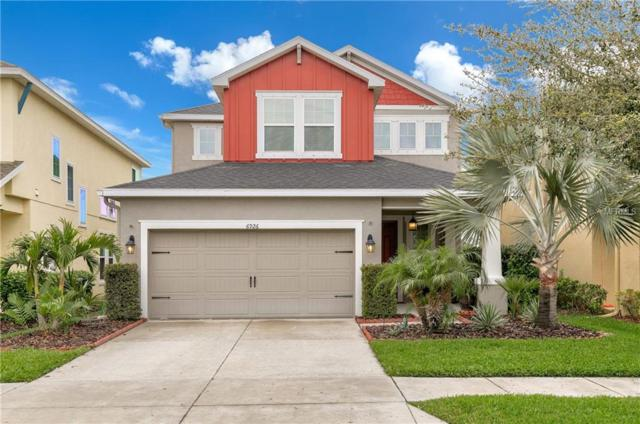 6926 Old Benton Drive, Apollo Beach, FL 33572 (MLS #T3163669) :: Team Bohannon Keller Williams, Tampa Properties