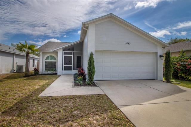1443 Mohrlake Drive, Brandon, FL 33511 (MLS #T3163673) :: Jeff Borham & Associates at Keller Williams Realty
