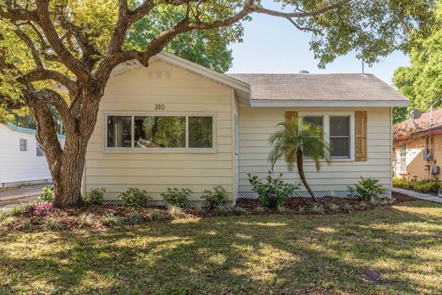 310 W Hilda Street, Tampa, FL 33603 (MLS #T3163713) :: The Nathan Bangs Group