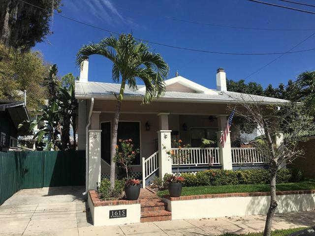 1615 W Watrous Avenue, Tampa, FL 33606 (MLS #T3163775) :: The Light Team