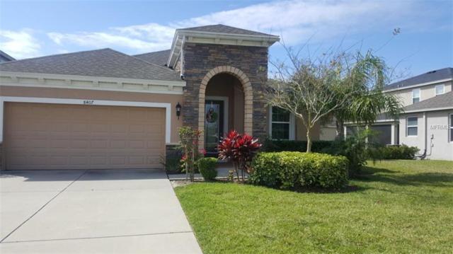 8407 Cherry Branch Drive D, Ruskin, FL 33573 (MLS #T3163860) :: Team Bohannon Keller Williams, Tampa Properties