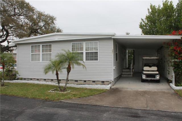 585 Sky Harbor Drive #231, Clearwater, FL 33759 (MLS #T3163904) :: Jeff Borham & Associates at Keller Williams Realty