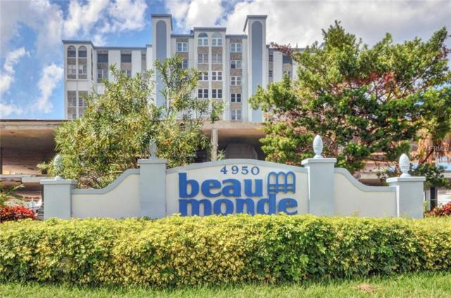 4950 Gulf Boulevard #210, St Pete Beach, FL 33706 (MLS #T3163976) :: Lockhart & Walseth Team, Realtors