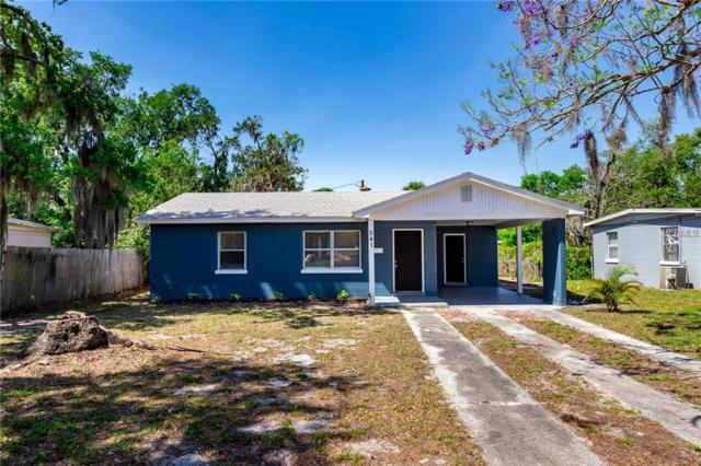 541 Jamestown Avenue, Lakeland, FL 33801 (MLS #T3164063) :: NewHomePrograms.com LLC
