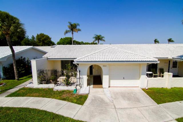5443 Magnolia Trail N #504, Pinellas Park, FL 33782 (MLS #T3164113) :: White Sands Realty Group