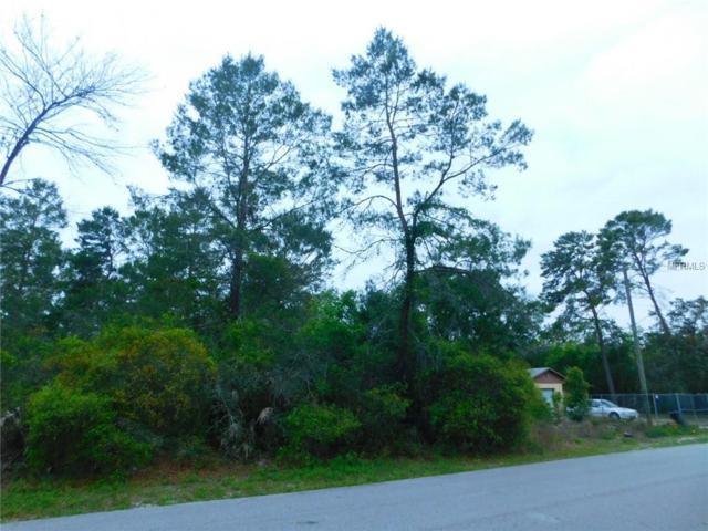 8393 Boyce Street, Spring Hill, FL 34606 (MLS #T3164119) :: Dalton Wade Real Estate Group
