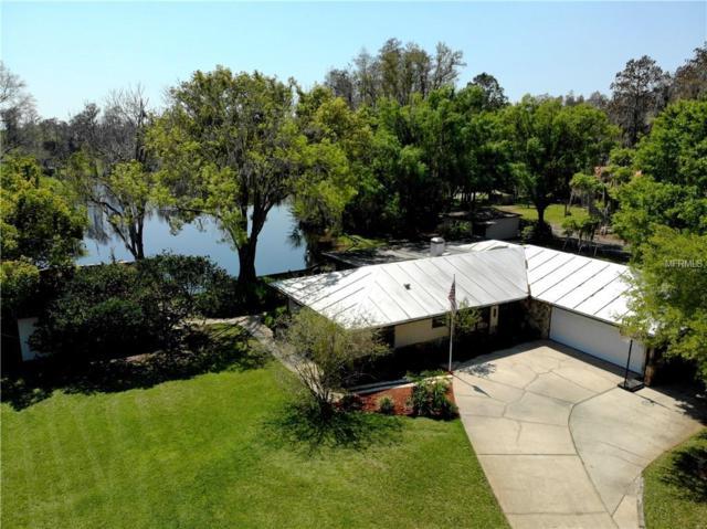 624 Crystal Lake Road, Lutz, FL 33548 (MLS #T3164131) :: Team Bohannon Keller Williams, Tampa Properties