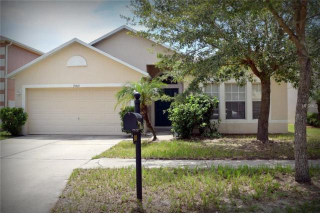 10409 River Bream Drive, Riverview, FL 33569 (MLS #T3164141) :: Team Bohannon Keller Williams, Tampa Properties