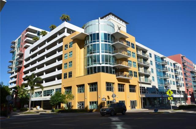 1208 E Kennedy Boulevard #1123, Tampa, FL 33602 (MLS #T3164206) :: Dalton Wade Real Estate Group