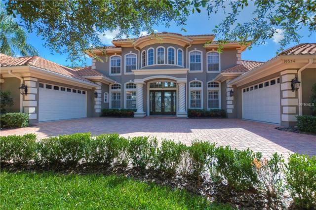 10534 Pontofino Circle, Trinity, FL 34655 (MLS #T3164210) :: Delgado Home Team at Keller Williams