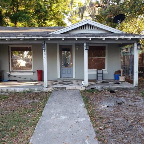 805 E Elm Street, Tampa, FL 33604 (MLS #T3164281) :: The Nathan Bangs Group