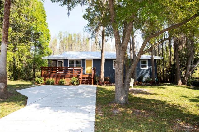 18714 Lake Commiston Drive, Lutz, FL 33549 (MLS #T3164309) :: Lock & Key Realty