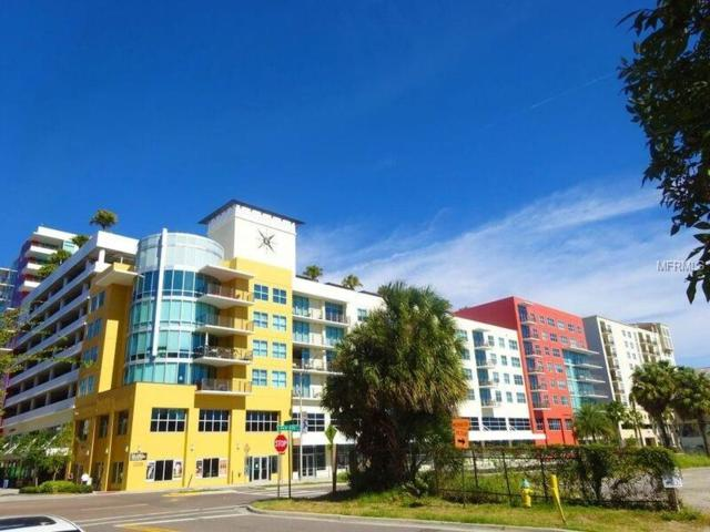 1208 E Kennedy Boulevard #721, Tampa, FL 33602 (MLS #T3164376) :: Lock & Key Realty