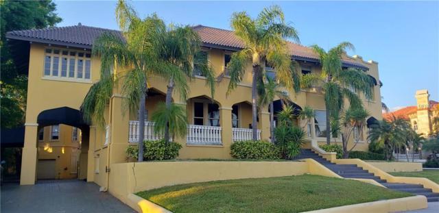 901 Bayshore Boulevard, Tampa, FL 33606 (MLS #T3164399) :: Dalton Wade Real Estate Group