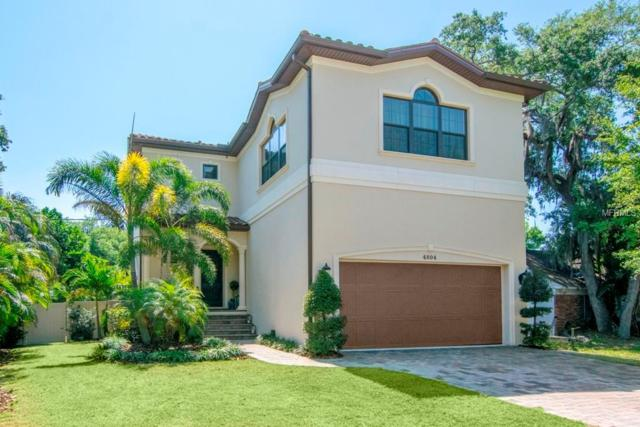 4804 W Beachway Drive, Tampa, FL 33609 (MLS #T3164465) :: Griffin Group