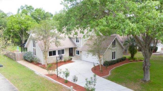5108 Swallow Drive, Land O Lakes, FL 34639 (MLS #T3164515) :: Team 54