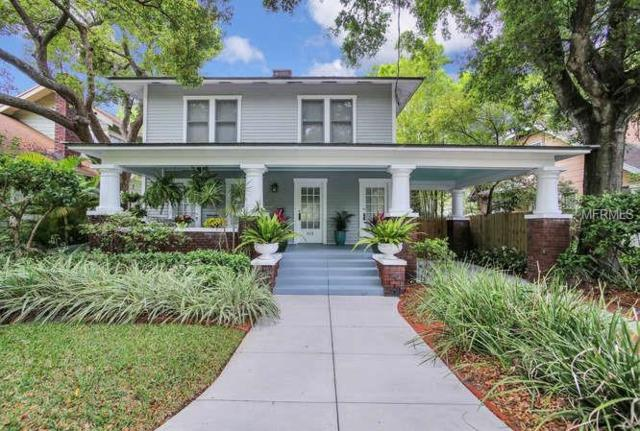 613 S Newport Avenue, Tampa, FL 33606 (MLS #T3164560) :: Gate Arty & the Group - Keller Williams Realty