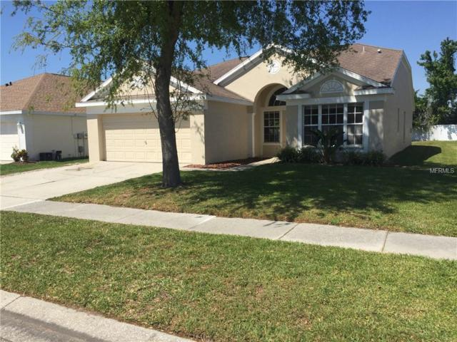 5539 Terrain De Golf Drive, Lutz, FL 33558 (MLS #T3164788) :: Andrew Cherry & Company