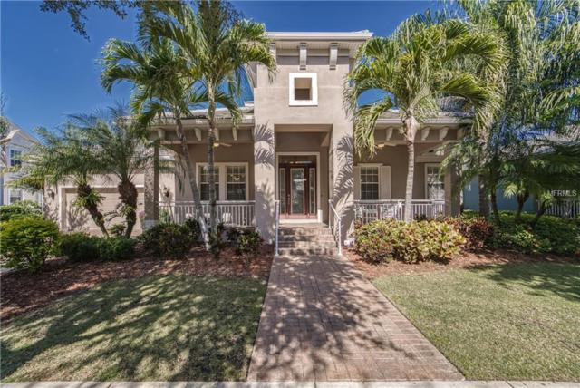 5414 Merritt Island Drive, Apollo Beach, FL 33572 (MLS #T3165216) :: The Duncan Duo Team