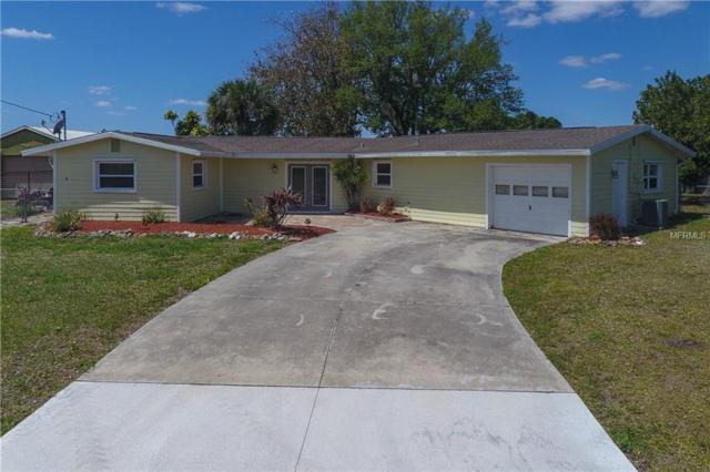 152 Dartmouth Drive NW, Port Charlotte, FL 33952 (MLS #T3165641) :: Cartwright Realty