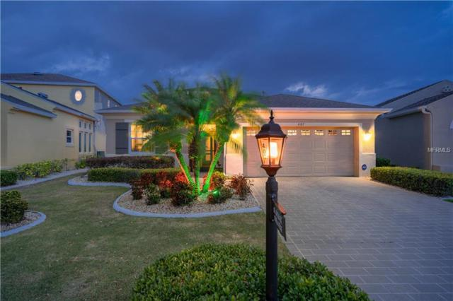 407 Noble Faire Drive, Sun City Center, FL 33573 (MLS #T3166798) :: The Duncan Duo Team