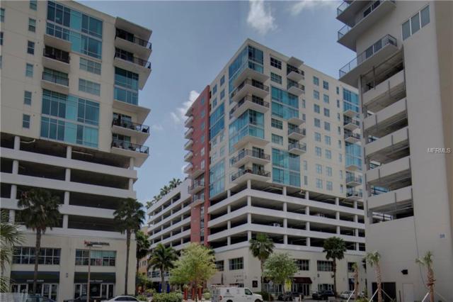 1120 E Kennedy Boulevard 909W, Tampa, FL 33602 (MLS #T3166870) :: Delgado Home Team at Keller Williams