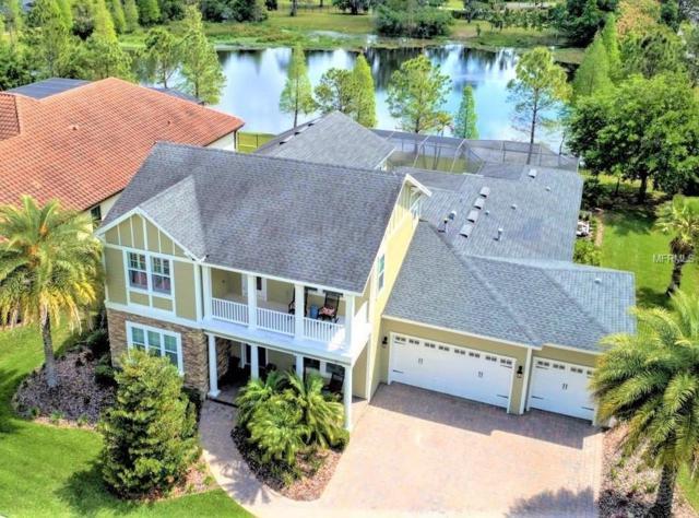 5920 Alana Leigh Place, Lithia, FL 33547 (MLS #T3167225) :: Dalton Wade Real Estate Group