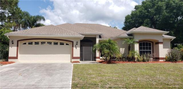 3280 Tupelo Avenue, North Port, FL 34286 (MLS #T3167305) :: Delgado Home Team at Keller Williams