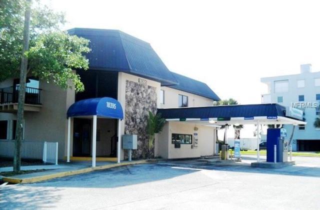 18395 Gulf Boulevard, Indian Shores, FL 33785 (MLS #T3167437) :: Lockhart & Walseth Team, Realtors