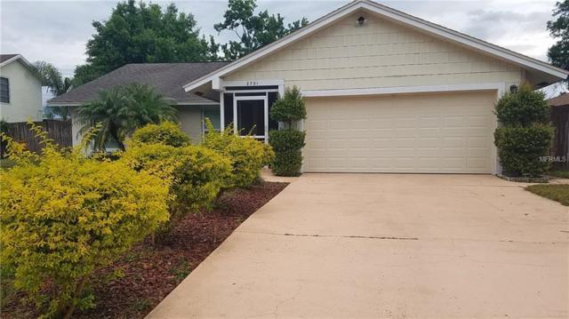 2701 Wendover Terrace, Palm Harbor, FL 34685 (MLS #T3167559) :: The Duncan Duo Team