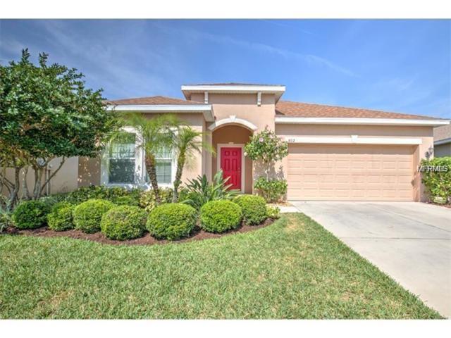802 Parker Den Drive, Ruskin, FL 33570 (MLS #T3167590) :: Team Bohannon Keller Williams, Tampa Properties