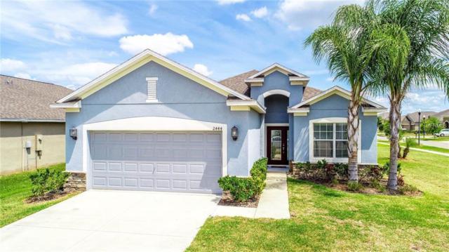 2444 Dakota Rock Drive, Ruskin, FL 33570 (MLS #T3167641) :: Team Bohannon Keller Williams, Tampa Properties