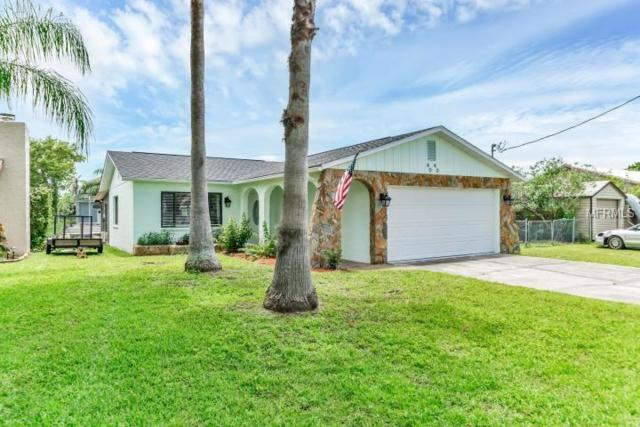 4040 Centavo Court, Hernando Beach, FL 34607 (MLS #T3167715) :: GO Realty