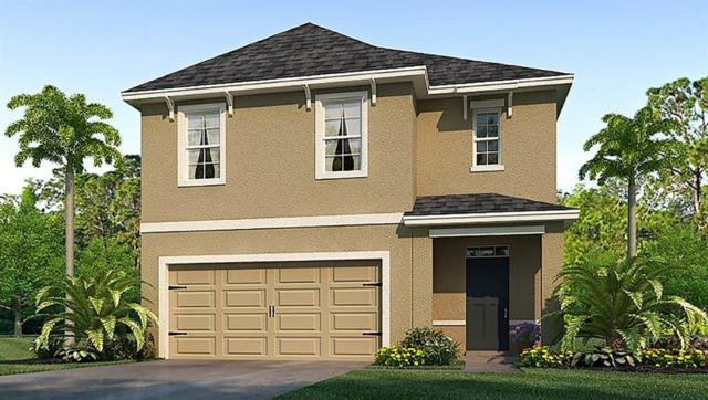 16805 Trite Bend Street, Wimauma, FL 33598 (MLS #T3167791) :: The Duncan Duo Team