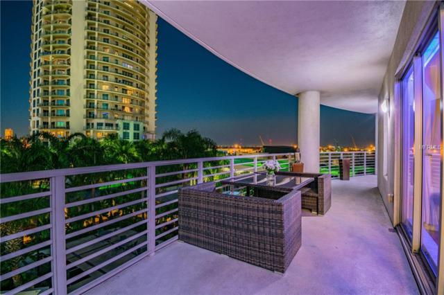 449 S 12TH Street #701, Tampa, FL 33602 (MLS #T3167852) :: The Duncan Duo Team