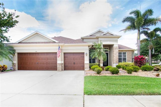2310 Silver Trumpet Court, Valrico, FL 33594 (MLS #T3168205) :: Dalton Wade Real Estate Group