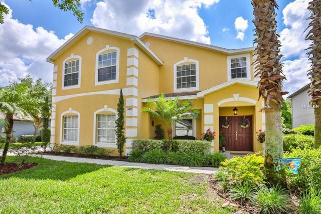 14833 Heronglen Drive, Lithia, FL 33547 (MLS #T3168346) :: Cartwright Realty