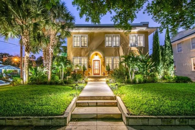 1821 W Richardson Place, Tampa, FL 33606 (MLS #T3168596) :: Andrew Cherry & Company